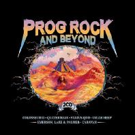 PROG ROCK AND BEYOND [DIGIPACK]