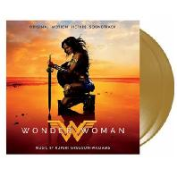 WONDER WOMAN [180G GOLD LP] [원더 우먼]