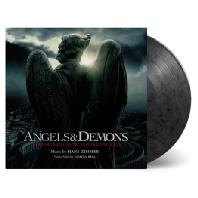 ANGELS & DEMONS [180G BLACK SMOKE LP] [천사와 악마] [한정반]