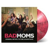 BAD MOMS [180G PINK & BLACK LP] [배드 맘스] [한정반]