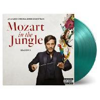 MOZART IN THE JUNGLE SEASON 3 [180G GREEN LP] [모차르트 인 더 정글 시즌 3]