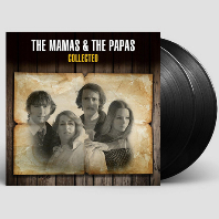 THE MAMAS & THE PAPAS COLLECTED [180G YELLOW LP] [한정반]