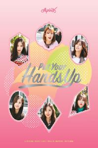 APINK(에이핑크) - PUT YOUR HANDS UP [3DVD+MD]