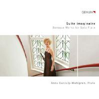SUITE IMAGINAIRE BAROQUE WORKS FOR SOLO FLUTE [솔로 플룻으로 연주하는 바로크 작품집]