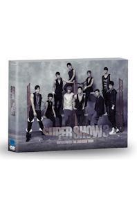 SUPER SHOW 3: THE 3RD ASIA TOUR [2DVD+스페셜포토북]
