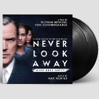 NEVER LOOK AWAY [작가 미상] [LP]