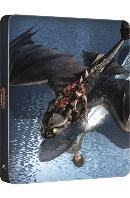 드래곤 길들이기 3 [4K UHD+BD] [스틸북 한정판] [HOW TO TRAIN YOUR DRAGON: THE HIDDEN WORLD]