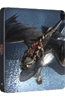 드래곤 길들이기 3 [3D+2D] [스틸북 한정판] [HOW TO TRAIN YOUR DRAGON: THE HIDDEN WORLD]