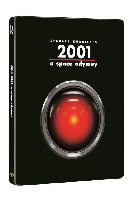 2001 스페이스 오디세이 S.E [스틸북 한정판] [2001: A SPACE ODYSSEY] / [?띠지 포함 ]