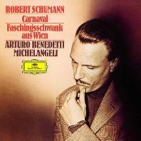 슈만: 카니발 Op.9, 빈 사육제의 어릿광대 Op.26 [UHQCD] [Limited Release] - 아르투로 베네데티 미켈란젤리