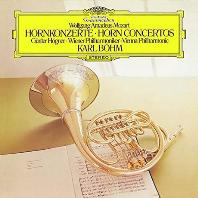 모차르트: 호른 협주곡 1-4번 [SHM-CD] - 칼 뵘 / 빈 필하모닉 오케스트라