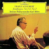슈베르트: 교향곡 1, 2번 [SHM-CD] - 칼 뵘 / 베를린 필하모닉 오케스트라
