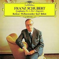 슈베르트: 교향곡 3, 4번 [SHM-CD] - 칼 뵘 / 베를린 필하모닉 오케스트라