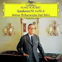 슈베르트: 교향곡 5, 6번 [SHM-CD] - 칼 뵘 / 베를린 필하모닉 오케스트라