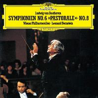 베토벤: 교향곡 6, 8번 [UHQCD]  레너드 번스타인 / 빈 필하모닉 오케스트라 [한정반]