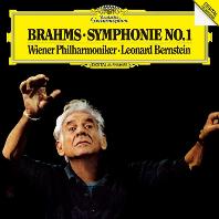 브람스: 교향곡 1번  [UHQCD] [Limited Release] - 레너드 번스타인 / 빈 필하모닉 오케스트라