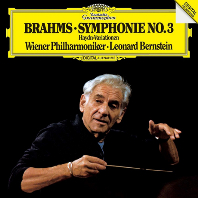브람스: 교향곡 3번  [UHQCD] [Limited Release] - 레너드 번스타인 / 빈 필하모닉 오케스트라