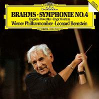 브람스: 교향곡 4번 & 하이든 주제에 의한 변주곡 [UHQCD] [Limited Release] - 레너드 번스타인 / 빈 필하모닉 오케스트라