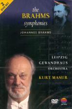THE BRAHMS SYMPHONIES/ KURT MASUR