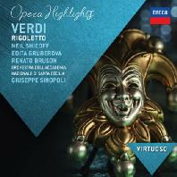 RIGOLETTO: HIGHLIGHTS/ GIUSEPPE SINOPOLI [VIRTUOSO]