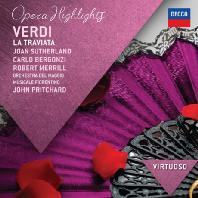 LA TRAVIATA: HIGHLIGHTS/ JOHN PRITCHARD [VIRTUOSO]
