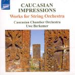 Caucasian Impressions: Works For String Orchestra/ Uwe Berkemer