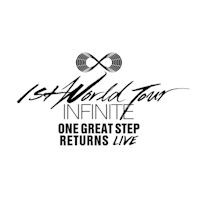 ONE GREAT STEP RETURNS LIVE [1ST WORLD TOUR]
