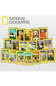 내셔널지오그래픽 영어학습 18종 풀세트 [VCD]