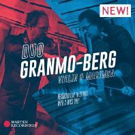 VIOLIN & MARIMBA WORKS/ DUO GRANMO-BERG [듀오 그란모-베르그: 바이올린 & 마림바 연주집]