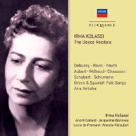 THE DECCA RECITAL