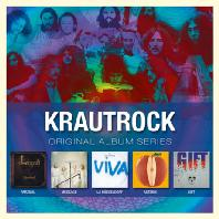 KRAUTROCK 1: ORIGINAL ALBUM SERIES [DELUXE EDITION]