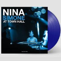 AT TOWN HALL [180G BLUE LP]