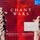Deutsche Harmonia Mundi Chant Wars/ Sequentia/ Dialogos