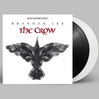 THE CROW [크로우] [2019 RSD] [LIMITED] [BLACK & WHITE LP]