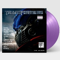 TRANSFORMER: THE ALBUM [트랜스포머] [2019 RSD] [LIMITED] [PURPLE LP]