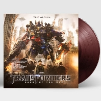 TRANSFORMERS : DARK OF THE MOON [트랜스포머 3] [LIMITED [BROWN LP]