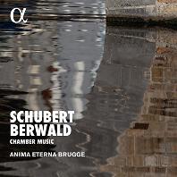 CHAMBER MUSIC/ ANIMA ETERNA BRUGGE [슈베르트 & 베르발트: 실내악 작품집 - 아니마 에테르나 브뤼헤]