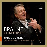 THE SYMPHONIES/ MARISS JANSONS [브람스: 교향곡 1-4번 | 마리스 얀손스]