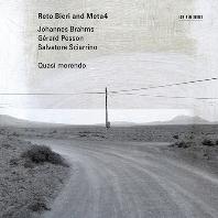 QUASI MORENDO/ RETO BIERI [브람스, 페송, 시아리노: 클라리넷 오중주 - 레토 비에리, 메타4 현악사중주단]