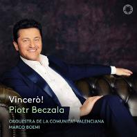 VINCERO/ MARCO BOEMI [SACD HYBRID] [빈체로: 이탈리아 오페라 아리아 모음집 - 표트르 베찰라]