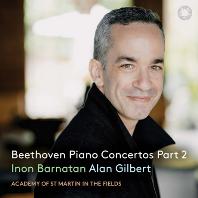 PIANO CONCERTOS PART 2/ INON BARNATAN, ALAN GILBERT [베토벤: 피아노 협주곡 2집 - 이논 바르나탄]