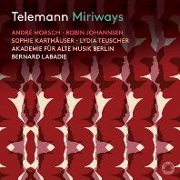 MIRIWAYS/ BERNARD LABADIE [텔레만: 오페라 <미리바이즈>]