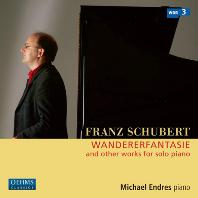 WANDERERFANTASIE/ MICHAEL ENDRES [슈베르트: 방랑자 환상곡, 세 개의 피아노 소품 외 - 미하엘 엔드레스]