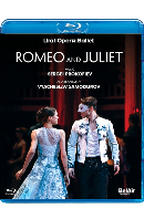 ROMEO AND JULIET/ PAVEL KLINICHEV [프로코피에프: 로미오와 줄리엣 - 우랄 오페라 발레]