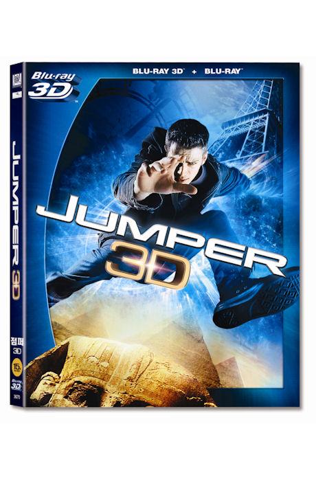 점퍼 3D [렌티큘러 한정판] [JUMPER] [14년 4월 3D 블루레이 페스티벌 프로모션]