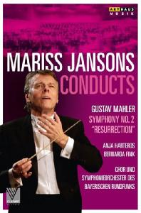 SYMPHONY NO.2 `RESURRECTION`/ <!HS>MARISS<!HE> JANSONS [말러: 교향곡 2번 `부활`]