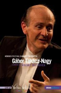 SYMPHONY NO.25 & 5/ GABOR TAKACZ-NAGY [VERBIER FESTIVAL: 2012년 베르비에르 페스티벌]