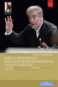 SALZBURG FESTIVAL 2012: OPENING CONCERT/ <!HS>VALERY<!HE> GERGIEV [2012년 잘츠부르크 페스티벌 오프닝 콘서트]