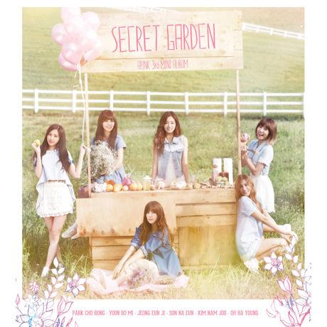 SECRET GARDEN [3RD MINI ALBUM]