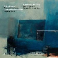 VIOLIN CONCERTO & SONATA FOR TWO VIOLINS/ MADARA PETERSONE, GIDON KREMER, DANIELE GATTI [바인베르크: 바이올린 협주곡 외 - 기돈 크레머]